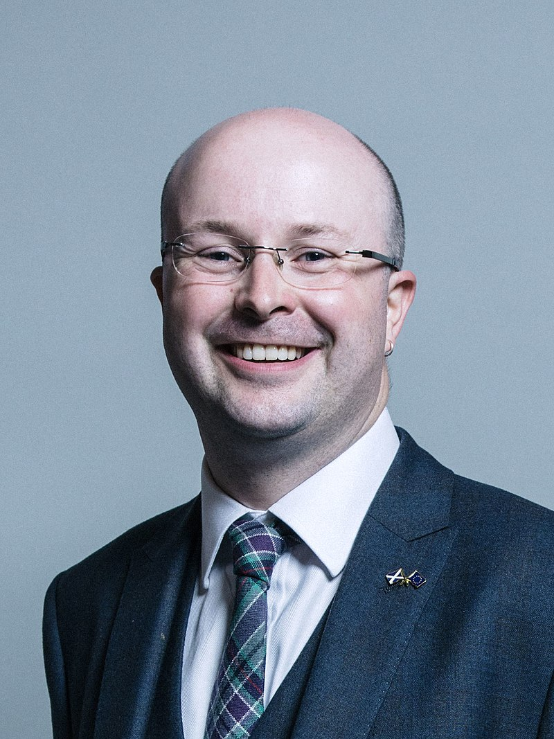 Patrick Grady SNP Whip