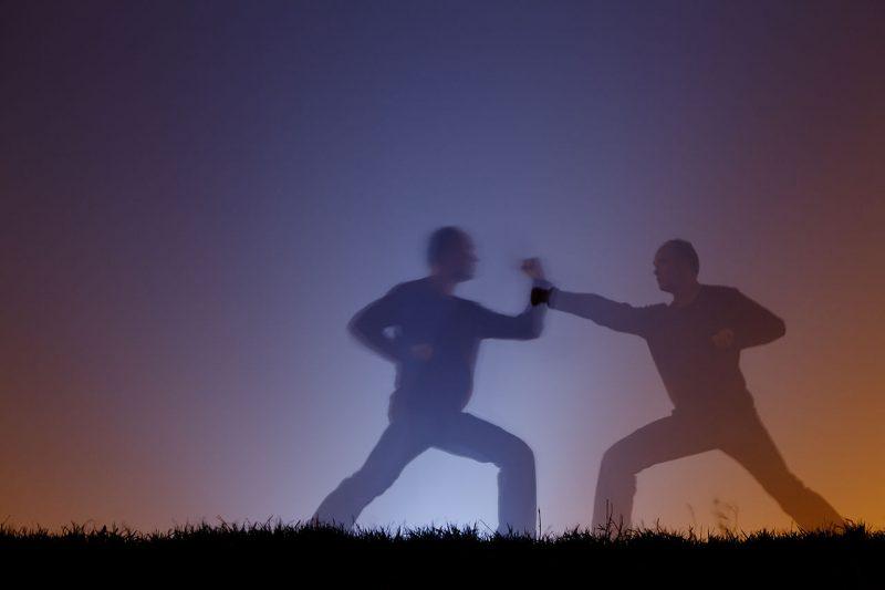 Fight, Attack
