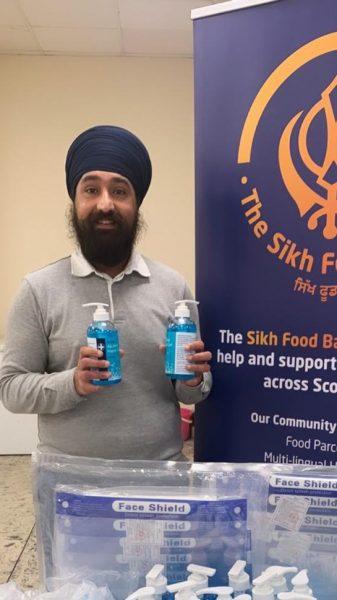 Sikh Food Bank 2